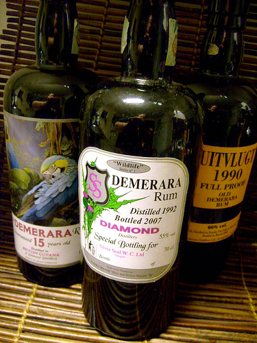 demerara-private-bottlings