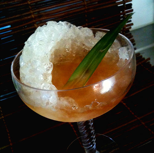 Gold Crusher Cocktail Recipe — Dishmaps