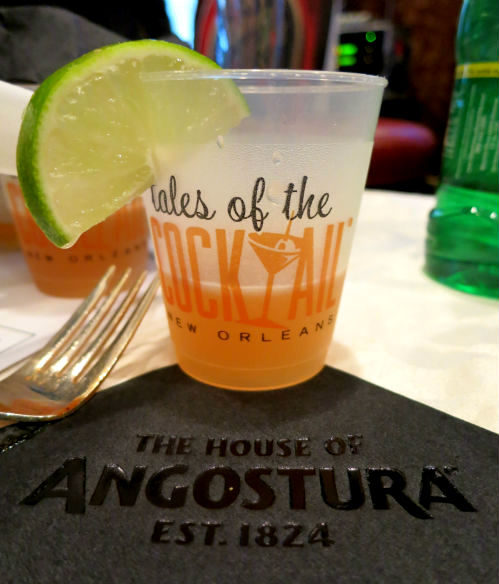 Angostura cocktail small