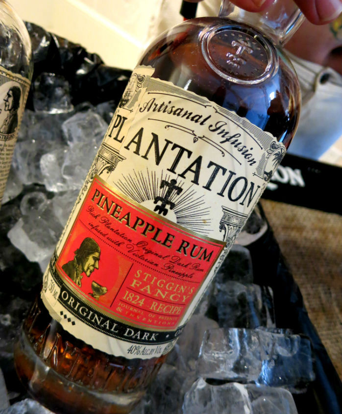 Plantation Pineapple Rum L pic2