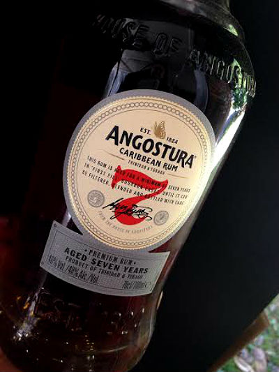 Angostura new package 7