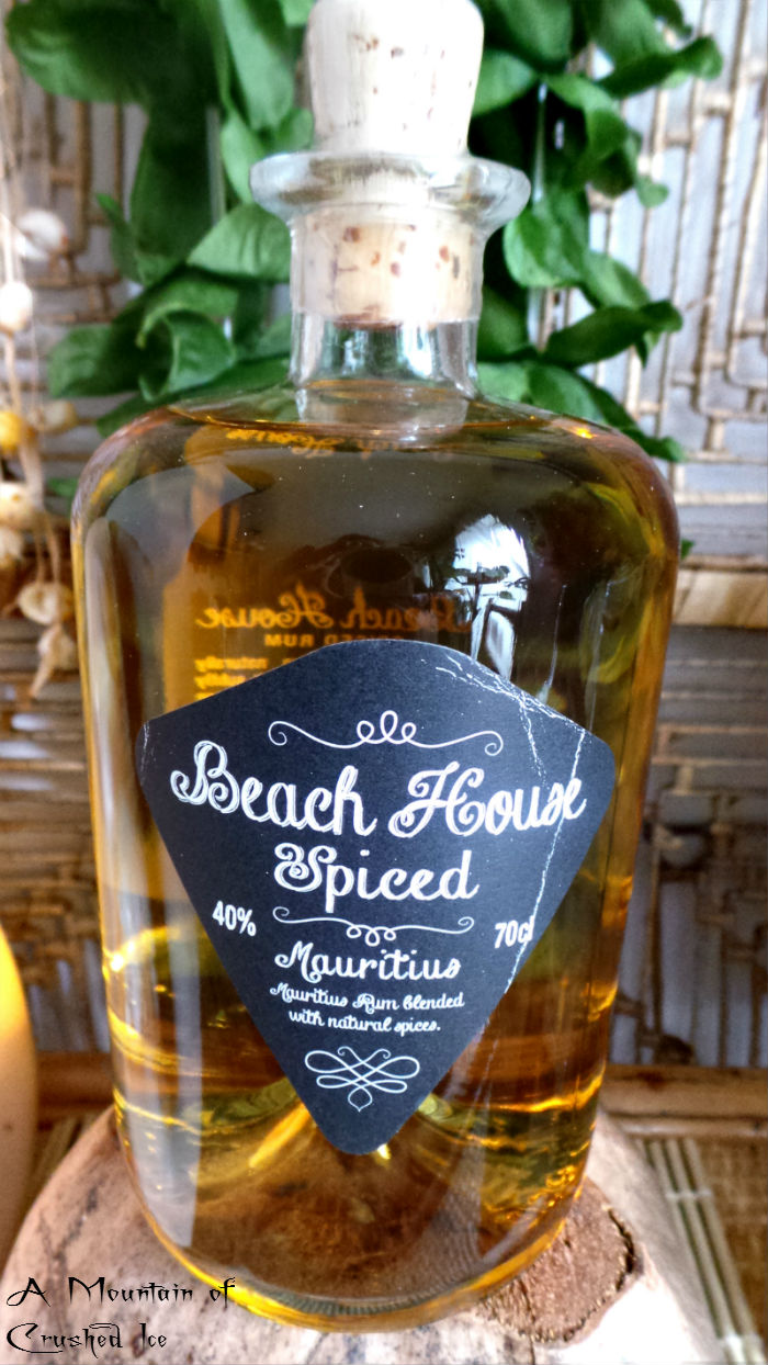 Beach House Spiced