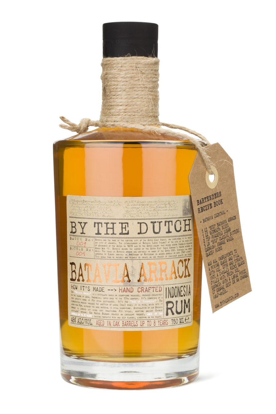 By the Dutch Batavia Arrack | Rum, Tiki & Exotic Cocktails